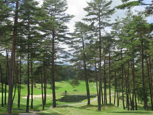 北軽井沢嬬恋ゴルフコースのイメージ