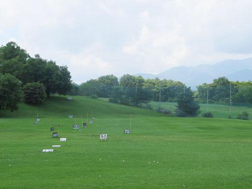 浅間高原ゴルフ練習場のイメージ